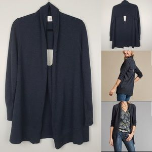 CABI, 3360 Victoria open back cardigan, navy XS